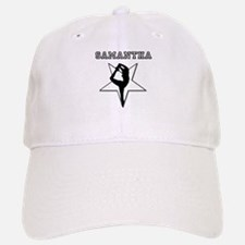Cheerleader Baseball Baseball Cap