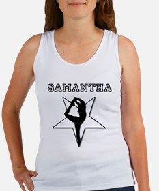 Cheerleader Women's Tank Top