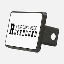 I Dig Hard Rock Rockhound Hitch Cover