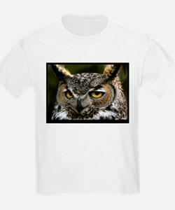 Wise Owl. T-Shirt