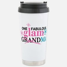 Glam Grandma Stainless Steel Travel Mug
