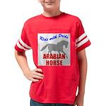rwp-arabian-horse.tif Youth Football Shirt