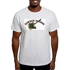 Cowboy Patrol Ash Grey T-Shirt