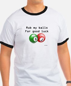Rub My Balls for Luck T