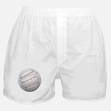 Beach Volleyball Boxer Shorts
