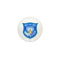 2 Souls 1 Heart Mini Button (10 pack)