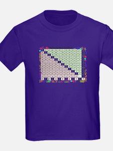 Multiplication Chart T
