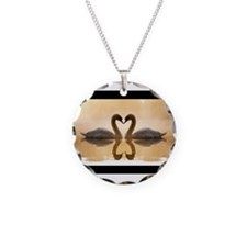 Love Swans Necklace
