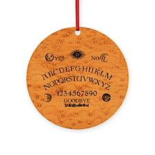 Spirit Board Ornament (Round)