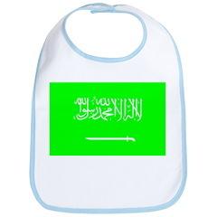 Saudi Arabia Bib