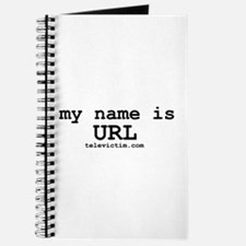 """""""my name is URL"""" Journal"""