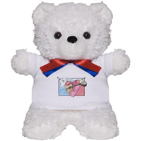Heart Of Texas Teddy Bear