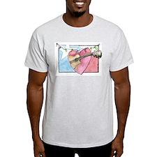Heart Of Texas T-Shirt
