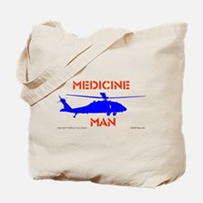 Medicine Man: HH60 Tote Bag