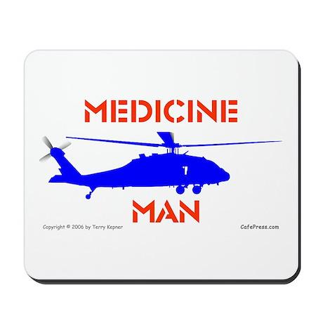 Medicine Man: HH60 Mousepad