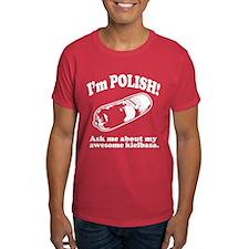 Funny! My Polish Kielbasa T-Shirt