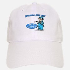 WANNA SEE MY BIG CAULK? - Baseball Baseball Cap