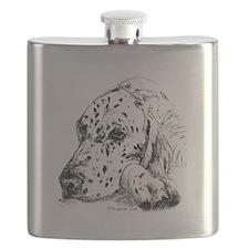 English Setter Flask