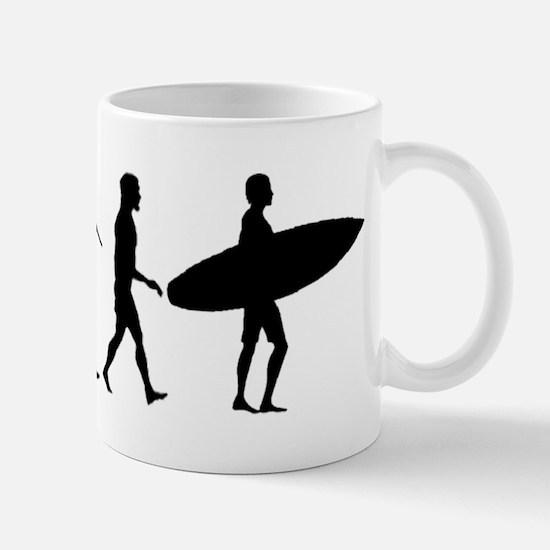 Surf Evolve Mug