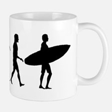Surf Evolve Small Small Mug