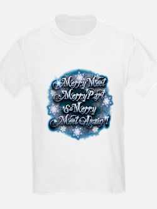 Winter Merry Meet T-Shirt