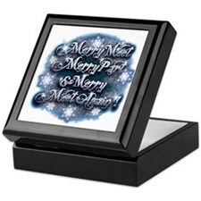 Winter Merry Meet Keepsake Box