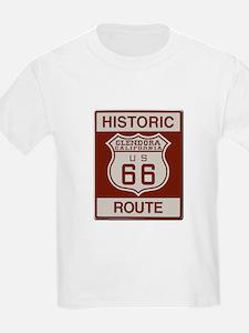 Glendora Route 66 T-Shirt