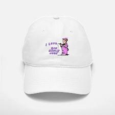 I LOVE BIG CAULK JOBS - Baseball Baseball Cap