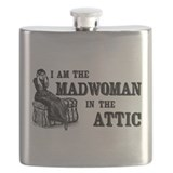 Madwoman in the attic Flasks