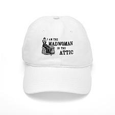 Madwoman In The Attic Baseball Cap