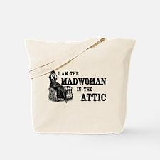 Madwoman In The Attic Tote Bag