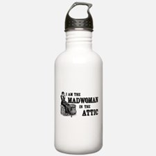Madwoman In The Attic Water Bottle
