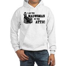 Madwoman In The Attic Hoodie