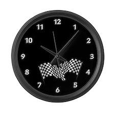 Cute Mens Large Wall Clock