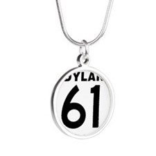 Dylan 61 Silver Round Necklace
