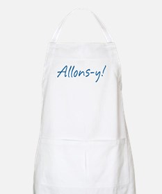 French Allons-y Apron