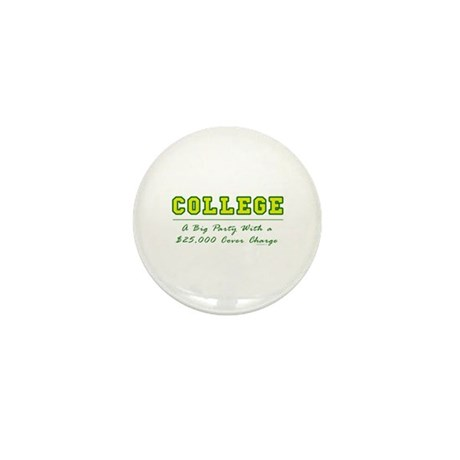 Cover Charge Mini Button (10 pack)