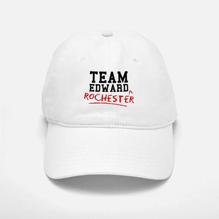 Team Edward Rochester Baseball Baseball Cap