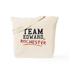 Team Edward Rochester Tote Bag