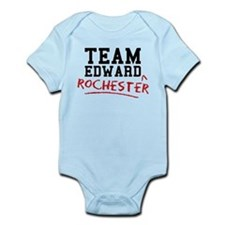 Team Edward Rochester Infant Bodysuit