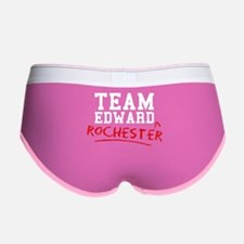 Team Edward Rochester Women's Boy Brief