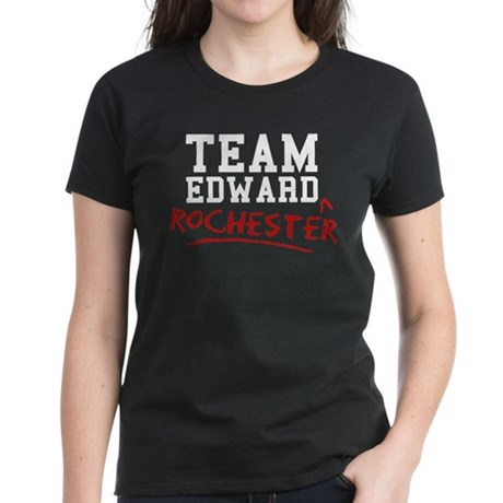 Team Edward Rochester Women's Dark T-Shirt