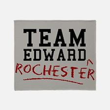 Team Edward Rochester Throw Blanket