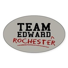 Team Edward Rochester Decal