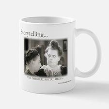Storytelling...The Original Social Media Mug