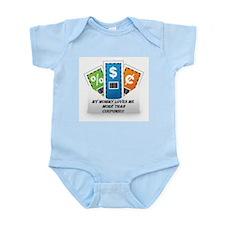 Coupon Gear-Infant Bodysuit (Unisex)