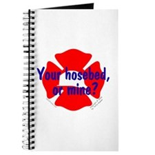 Your Hosebed or Mine? Journal