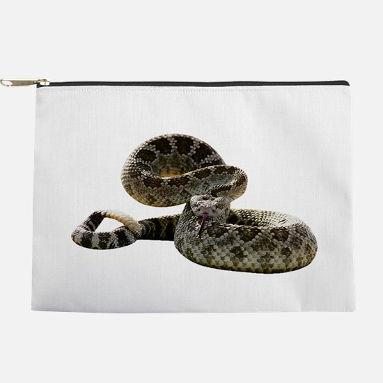 FIN-rattlesnake.png Makeup Pouch