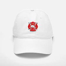 Fire-Not Going Fast Baseball Baseball Cap