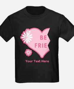 CUSTOM TEXT Best Friends (left half) T